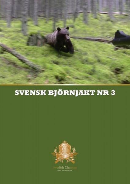 Bilde av SVENSK BJØRNEJAKT NR 3